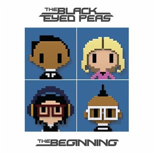 beginning black eyed peas album art. The Black Eyed Peas