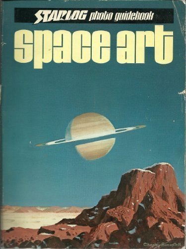Starlog photo guidebook SPACE ART