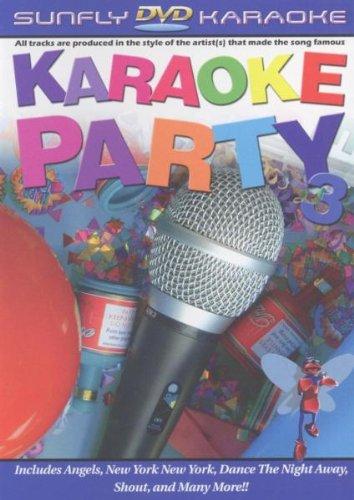 Sunfly Karaoke Party 3 [DVD]