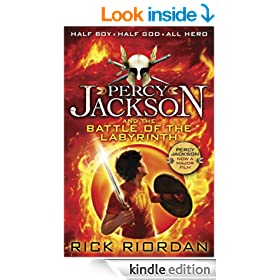 Percy Jackson and the Battle of the Labyrinth (Percy Jackson and the Olympians Book 4)