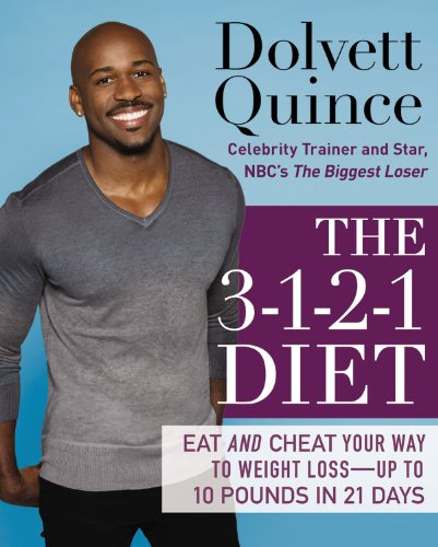 The 3-1-2-1 Diet: Eat and Cheat Your Way to Weight Loss-up to 10 Pounds in 21 Days