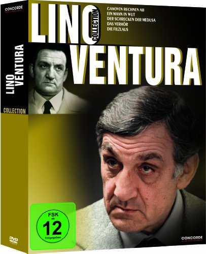 Lino Ventura Collection [5 DVDs]