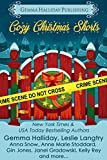 img - for Cozy Christmas Shorts: holiday short story collection book / textbook / text book