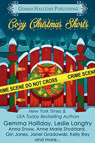 11 Cozy Mystery Stocking Stuffers! Perfect for enjoying while waiting in lines or over a cup of hot cocoa…  Cozy Christmas Shorts: 11 Holiday Short Story Collection by NY Times, USA Today, and national bestselling authors  **A portion of proceeds will go to Toys for Tots**