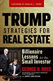 img - for Trump Strategies for Real Estate: Billionaire Lessons for the Small Investor book / textbook / text book