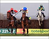 Photographic Print of Horse Racing - 2010 John Smith s Grand National - Day One - Aintree Racecourse from PA Photos
