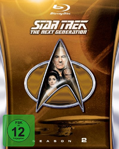Star Trek: Next Generation - Season 2 [Blu-ray]