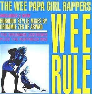 Wee Papa Girl Rappers Wee Papa Girl Rappers The / Salt 'N' Pepa Salt-N-Pepa The Word Is Rap Megamix / Full Megamix Story