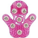 Beautyko USA Cellulite Massage Glove, Pink