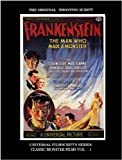 img - for Frankenstein (Universal Filmscripts Series: Classic Horror Films) book / textbook / text book