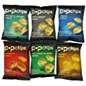 24 Pack of Popchips 6-Flavor Variety Pack