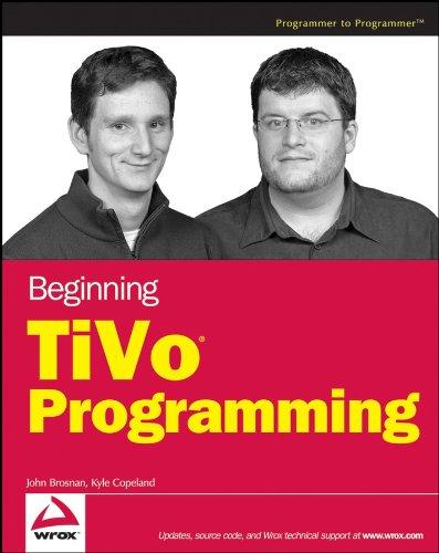 beginning-tivo-programming-wrox-beginning-guides
