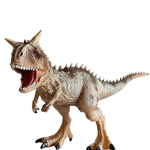 Baidecor-Carnotaurus-Dinosaur-Toys-Action-Figure-Gray