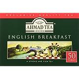 Ahmad Tea - English Breakfast 50 Bags - 125g