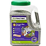 EcoTraction ET3RJ All-Natural Volcanic Mineral Ice Traction Granules, 7.7-Pound Jug