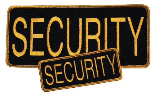 Galati Gear Security Patch (4X9-Inch)