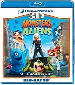 amazoncom monsters vs aliens 3d bluray region free