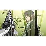 Bleach Poster Byakuya Kuchiki Poster By Ruth Rune Aria (Print, 12 Inch X 18 Inch, RUT0004)