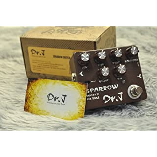 【国内正規品】JOYO DR.J ドクターJ SPARROW DRIVER & DI for Bass D53