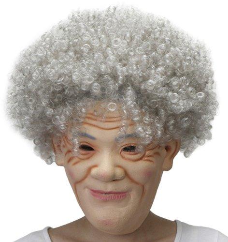ラテックスフォームマスク・おばあちゃん