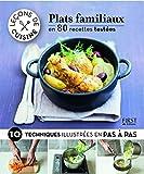 Leçons de cuisine - Plats familiaux...