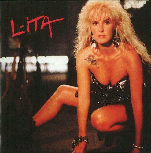 LITA (リタ) (直輸入盤・帯・ライナー付き
