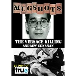 Mugshots: Andrew Cunanan - The Versace Killer (Amazon.com exclusive)