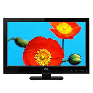 "Hitachi 19"" LED LCD 720p HDTV"