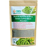 Pronutrition Pure Arabica Green Coffee Bean Powder 250G Natural Supplements Contains Chlorogenic Acid (Gca) A...