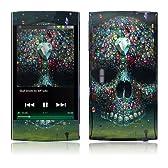 GELASKINS Walkman NW-Z1000 スキンシール【SkullJewels】 WM-Z1000-026