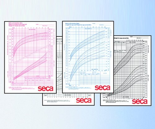 Cheap Seca Growth Charts, 100/pack (SEC-405P)