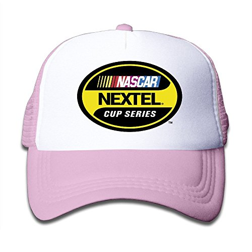 youth-children-mens-women-custom-summer-nascar-nextel-cup-series-unisex-half-mesh-adjustable-basebal