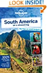 Lonely Planet South America on a shoe...