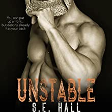 Unstable Audiobook by S. E. Hall Narrated by Brooke Bloomingdale