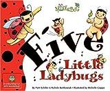 Five Little Ladybugs (Noodlebug Story Books)