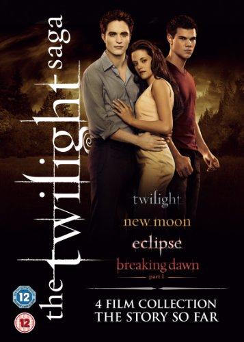 The Twilight Saga Quad Pack [DVD]