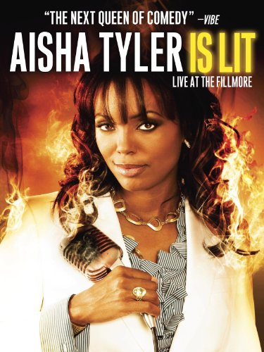 Aisha Tyler is Lit: Live at the Fillmore (Wax Lit compare prices)
