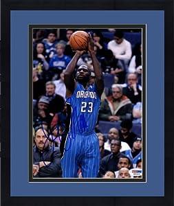 Framed Signed Jason Richardson Orlando Magic Photo - 8x10 - PSA DNA Certified -... by Sports Memorabilia
