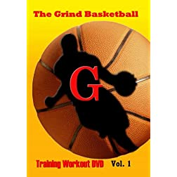 The Grind Basketball Training Workout DVD