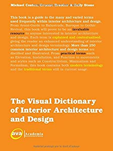 The Visual Dictionary of Interior Architecture and Design from AVA Publishing