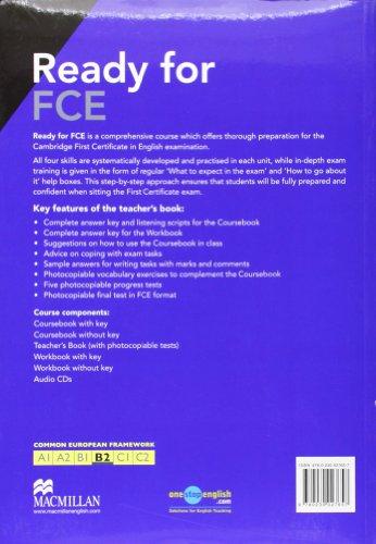 New Ready for FCE: Teacher's Book