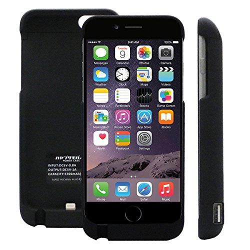 ハヤブサモバイル iPhone6/6S 4.7 大容量5700mAh モバイ...