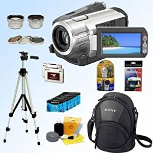 Sony HDR-HC5 Camcorder + Deluxe Kit