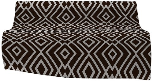 Deny Designs Khristian A Howell Theory Wallpaper Fleece Throw Blanket, 80 By 60-Inch front-906198