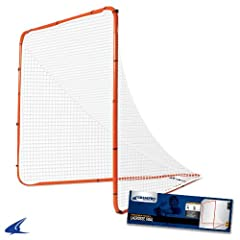 Buy Champro Recreation Lacrosse Goal (Orange, Medium) by Champro