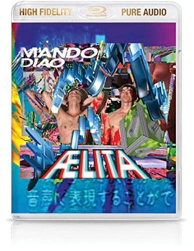 Mando Diao - Aelita (Blu-ray)