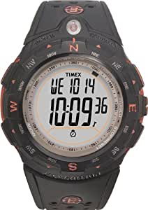 Timex Men's 42681 Expedition Adventure Tech Digital Compass Rubber Strap Watch