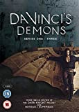 Image of Da Vinci's Demons Box Set Series 1-3 [DVD] [2016]