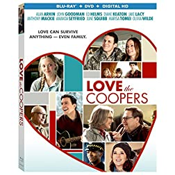 Love the Coopers [Blu-ray]