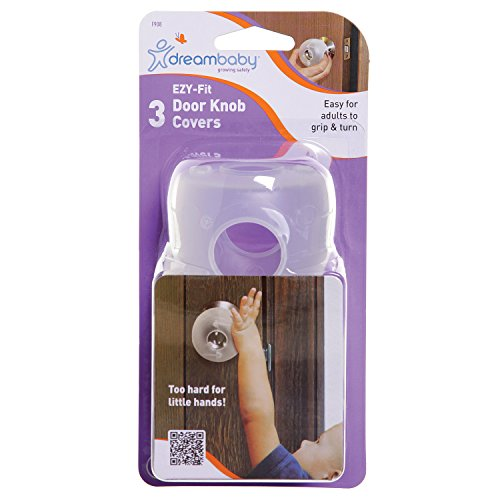 Dreambaby L908 Door Knob Covers - 3 Pack (Kids Safety Knob compare prices)